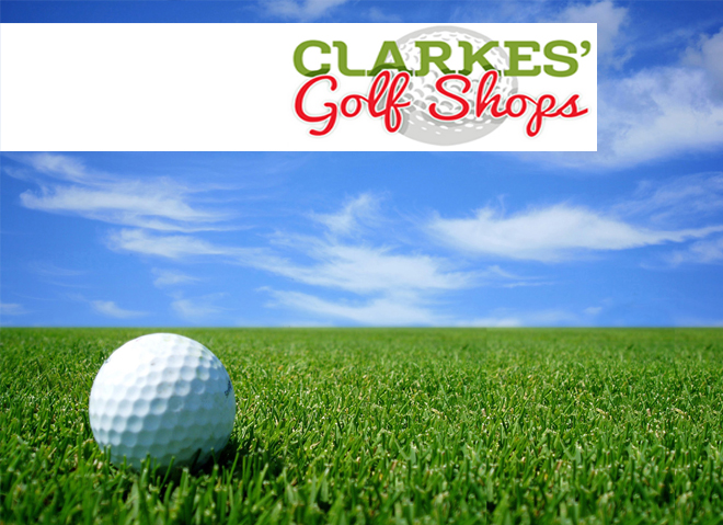 Clarkes Golf Shop web development